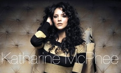 American Idol Picture of the Day: Katharine McPhee Album Cover