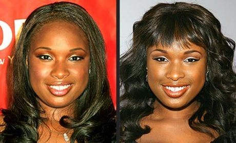 Jennifer Hudson: To Curl or Not to Curl?
