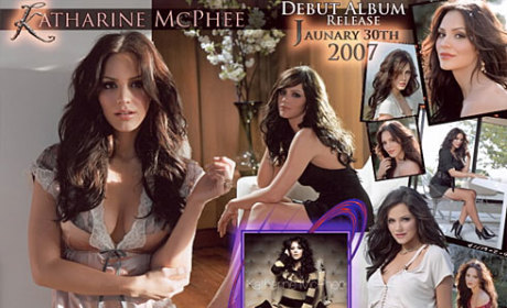 Katharine McPhee Track Listings from New Album