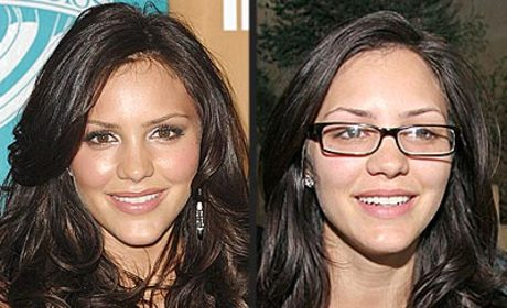 Katharine McPhee: All Glam or All Natural?