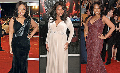 Jennifer Hudson: On the Red Carpet, In Style