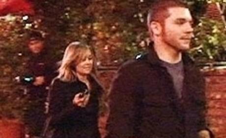 Is Chris Richardson Dating Lauren Conrad?