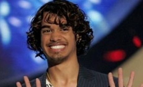 Sanjaya Malakar Stands for Victory