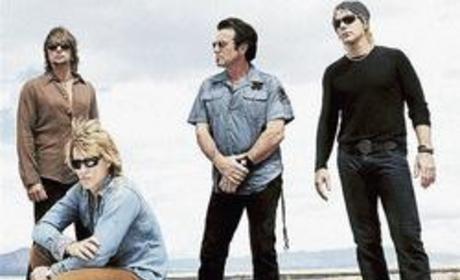 Bon Jovi Readies for American Idol Appearance