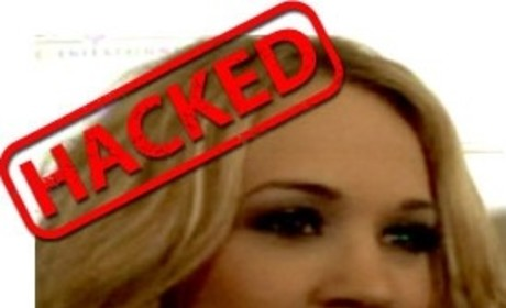 Not Her Space: Carrie Underwood Account is Hacked