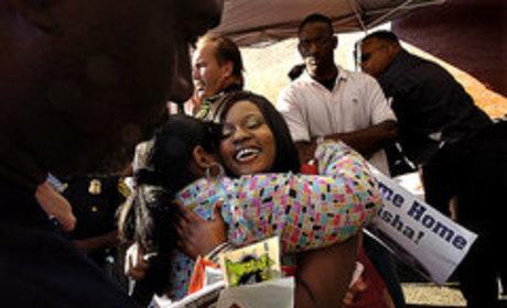 LaKisha Jones Makes Triumphant Return to Flint