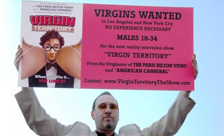 Kevin Blatt Seeks Contestants to Enter Virgin Territory