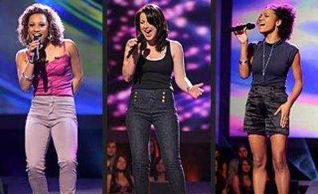 An American Idol Fashion Face-Off