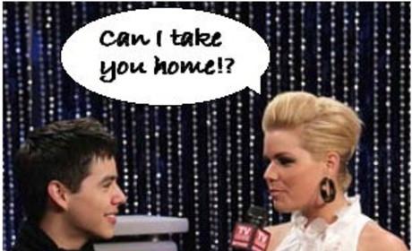 American Idol Alum Wants to Take Home David Archuleta