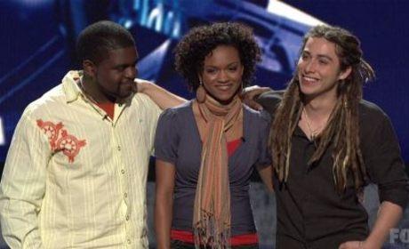 Chikezie Eliminated on American Idol