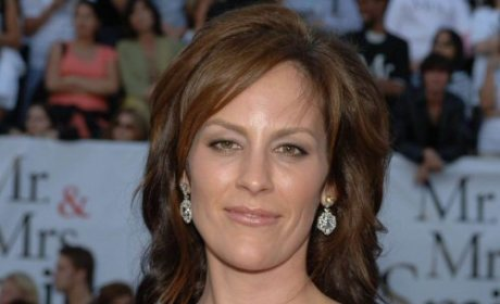 Annabeth Gish to Guest Star on Once Upon a Time
