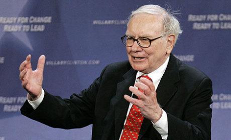 Warren Buffett to Appear on The Office