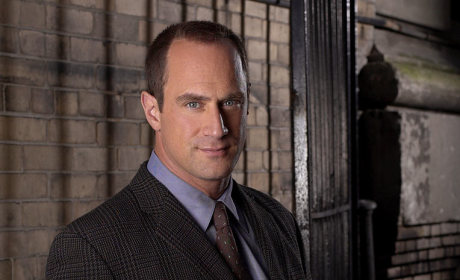 Christopher Meloni: Exiting Law & Order: SVU!