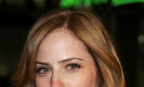 Jaime Ray Newman Cast as Mac's Wife on CSI: NY