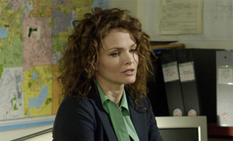 Dina Meyer Heads Back to Beverly Hills
