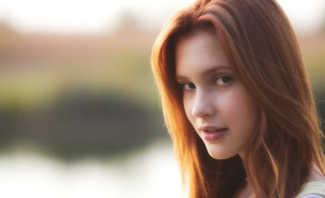 Alexia Fast Cast on The Secret Circle