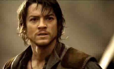 Craig Horner Cast as The CW's Joey Dakota