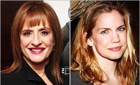Patti LuPone and Anna Chlumsky to Guest Star on Army Wives