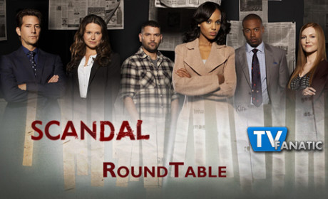 "Scandal Round Table: ""Crash and Burn"""