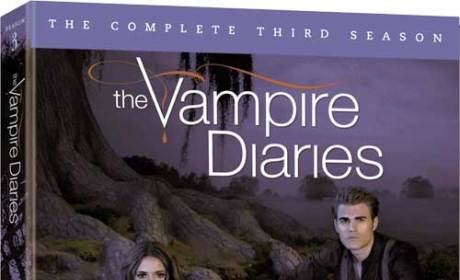 The Vampire Diaries Trailer Contest: Win Season 3 on DVD!