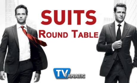 "Suits Round Table: ""This Is Rome"""