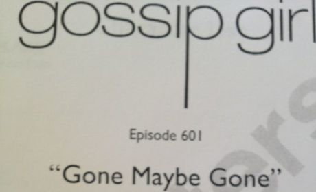 Gossip Girl Season Premiere to Be Titled ...