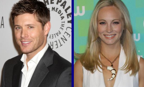 Tournament of TV Fanatic: Jensen Ackles vs. Candice Accola!