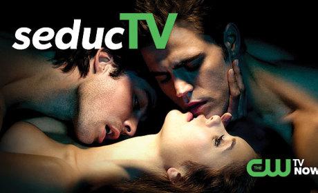 The CW Reveals New Tagline: TV Now!
