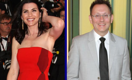 Tournament of TV Fanatic: Julianna Margulies vs. Michael Emerson!