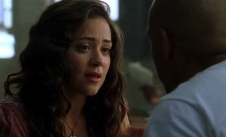 Camille Guaty Cast on The Vampire Diaries As...
