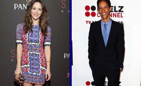 Tournament of TV Fanatic: Katharine McPhee vs. Danny Pudi!
