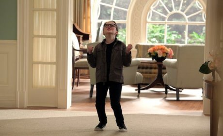 Benjamin Stockham to Play Orphaned Child on Once Upon a Time