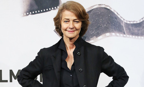 Charlotte Rampling Cast on Dexter Season 8