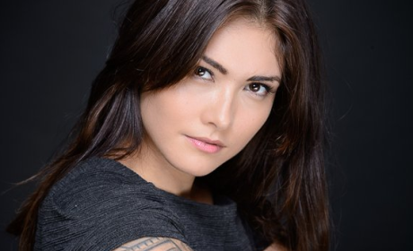 Daniella Pineda: Cast on The Originals!