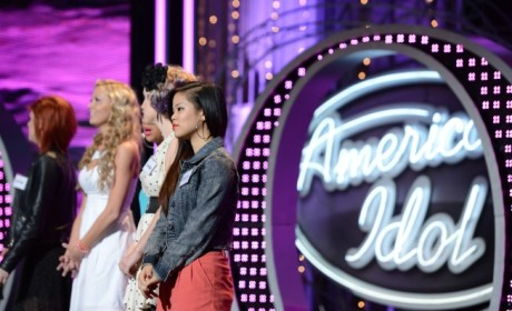 American Idol Review: Top 20 Girls Revealed!