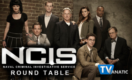 "NCIS Round Table: ""Lost at Sea"""