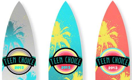 Teen Choice Award Nominations, Take 2: TVD, PLL Glee and More!