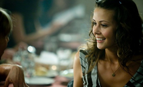 Olga Fonda Cast on The Vampire Diaries As...