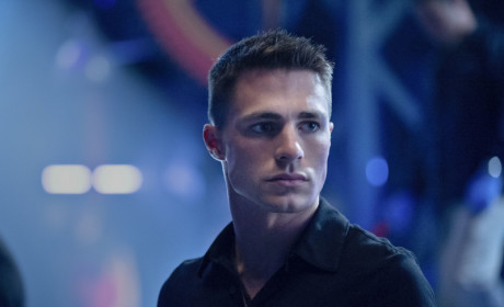 Colton Haynes on Season 2