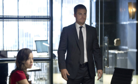 Arrow Review: Farewell to The Hood