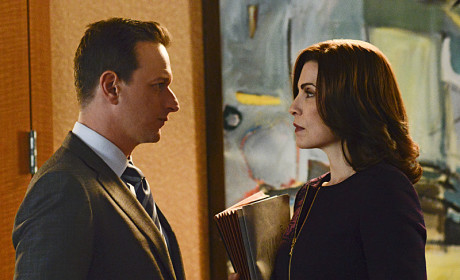 The Good Wife Review: Alicia Gets a Break