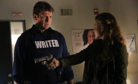 Castle Review: She Dotted the i!