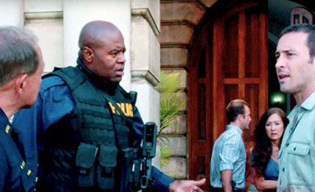 Chi McBride Promoted to Series Regular on Hawaii Five-0