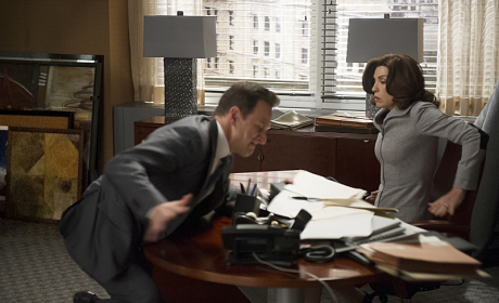 The Good Wife Review: The Good Husband