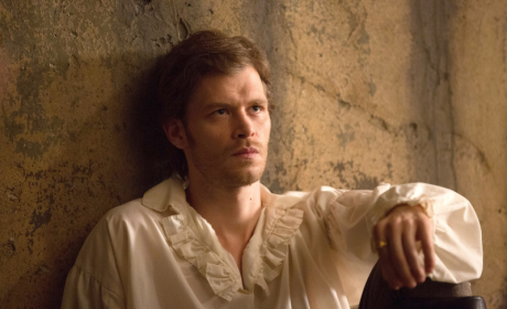 Klaus Mikaelson on The Originals