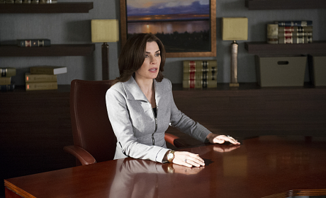Julianna Margulies Good Wife Photo