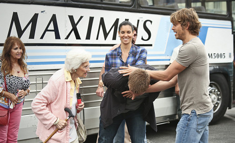 NCIS: Los Angeles Review: Piece of Cake