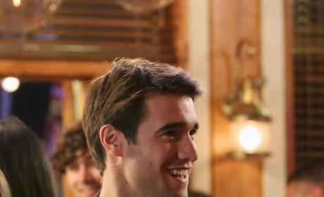 Daniel's Looking Happy