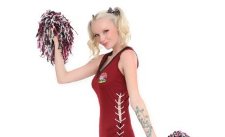 The Vampire Diaries Cheerleader Costume