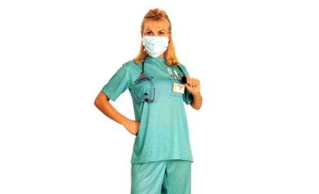 Grey's Anatomy Doctor's Costume